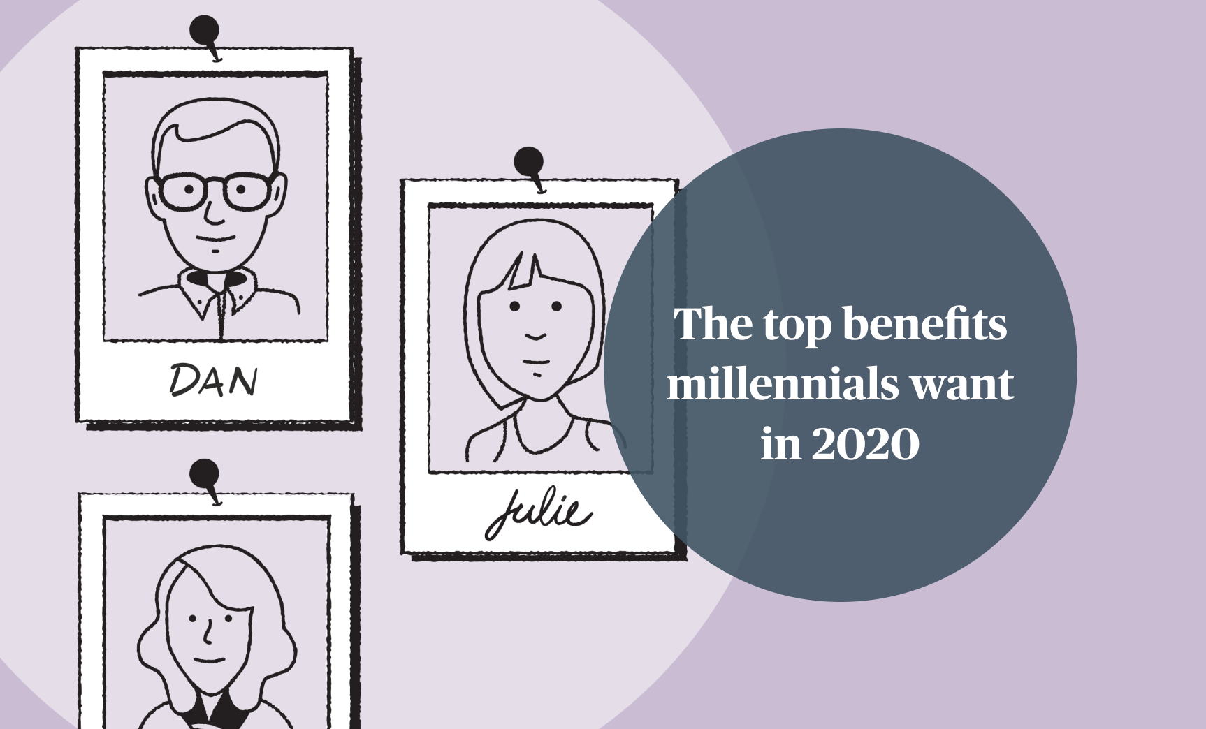 The top benefits millennials want in 2020