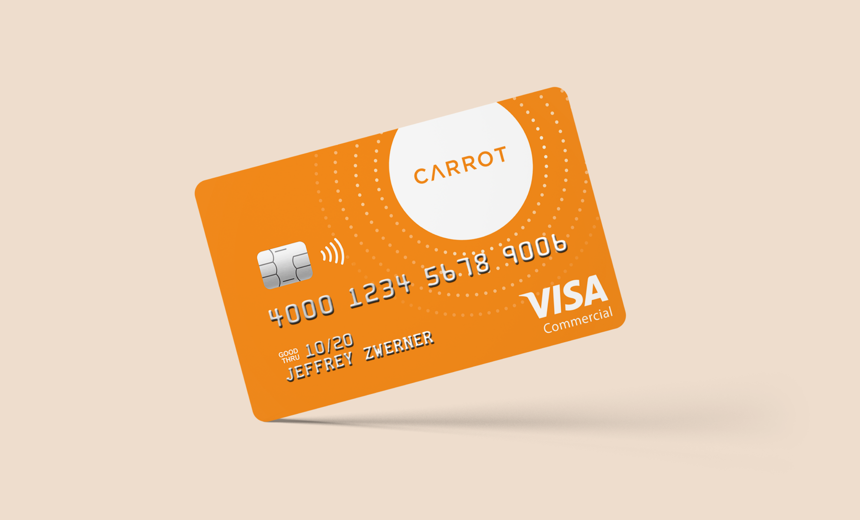 The Carrot Card®: The easiest way to pay for fertility and adoption available worldwide