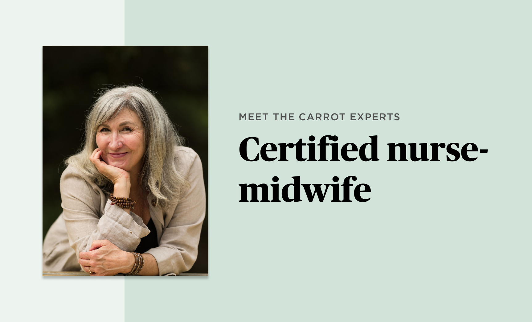 Meet the Experts: Sheri Matteo, CNM