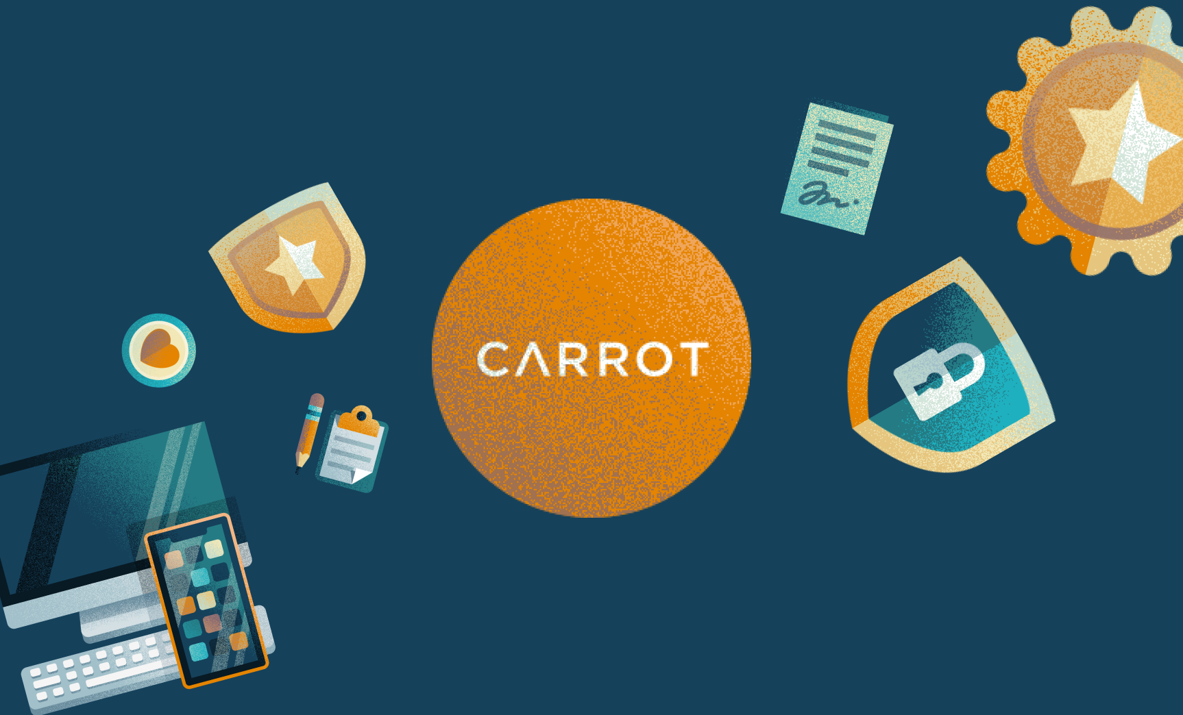 Carrot completes SOC 2 Type II and HIPAA audits