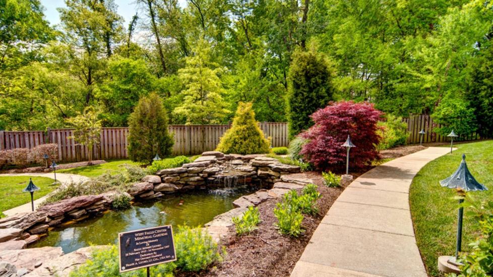 Assisted Living West Falls Center Garden