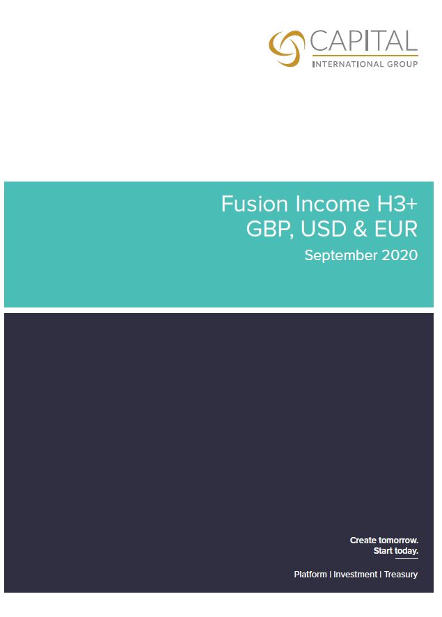 Fusion Income H3+ September