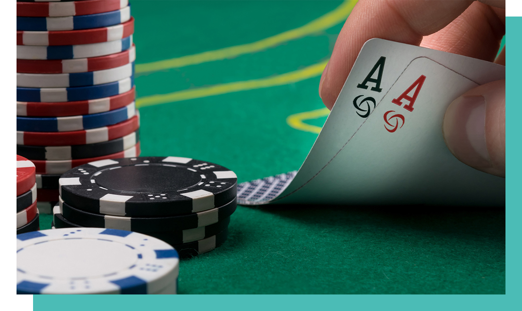 Capital Branded Cards, Poker Table