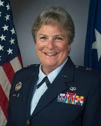 Brig Gen Sharon Shaffer