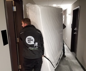 moving a mattress into an apartment in allentown