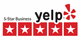 ymm rated 5 stars on yelp
