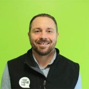 Mike Dahlman, Franchise Partner of You Move Me Vancouver, BC
