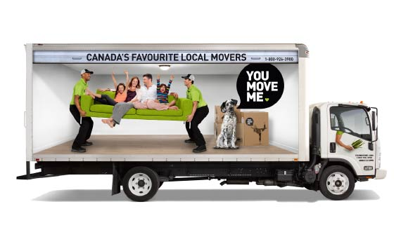 vancouver island's favorite movers