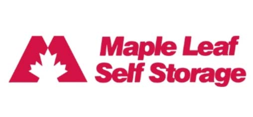 Maple Leaf Self Storage Logo