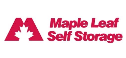 Maple Leaf Self Storage Logo