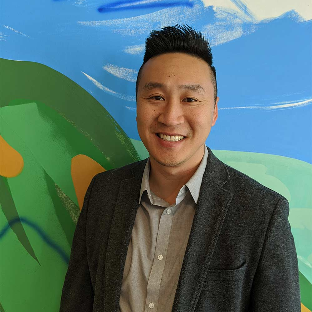 Himmy Lau, National Sales Manager for You Move Me