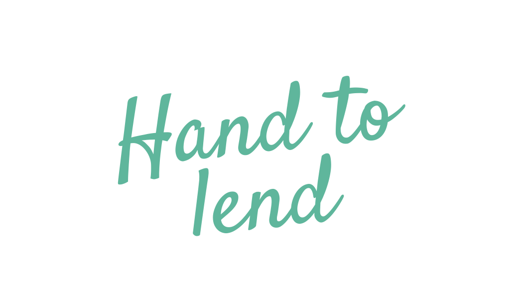 Hand To Lend logo