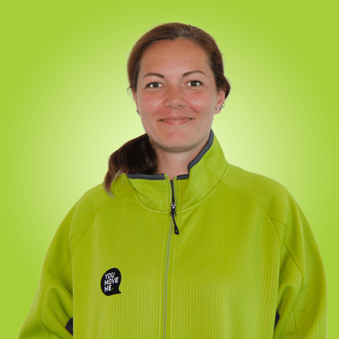 Danielle Elliot, Customer Experience Manager of You Move Me Vancouver BC