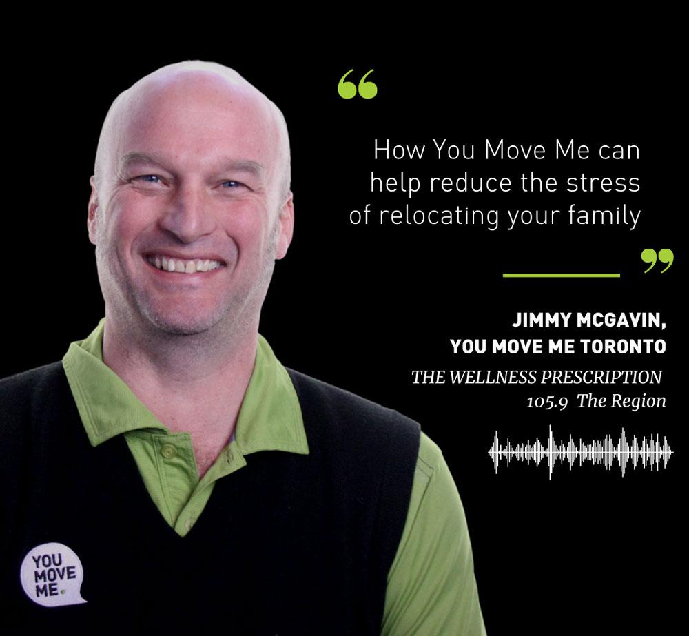 Jimmy McGavin on 105.9 The Region