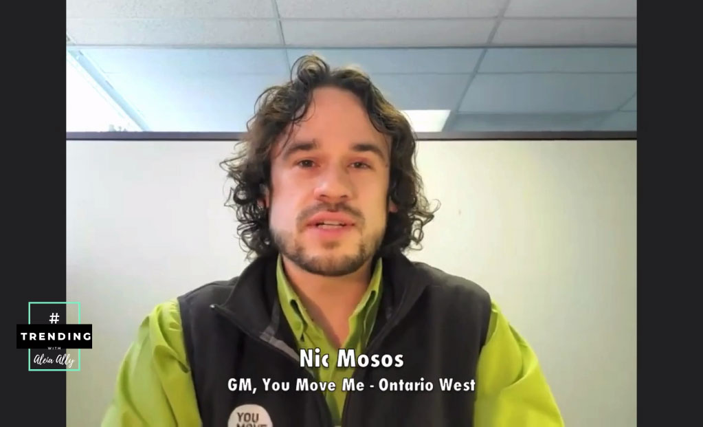 Nic Mosos on Rogers TV