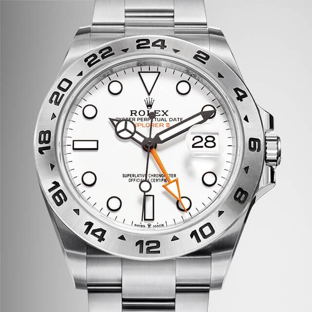 Rolex Oyster Perpetual Explorer Watch