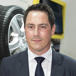 Kevin Maleterre — Vice President of Marketing B2C, Michelin