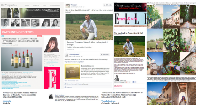 WineWorld and Pronto Digital Marketing Program