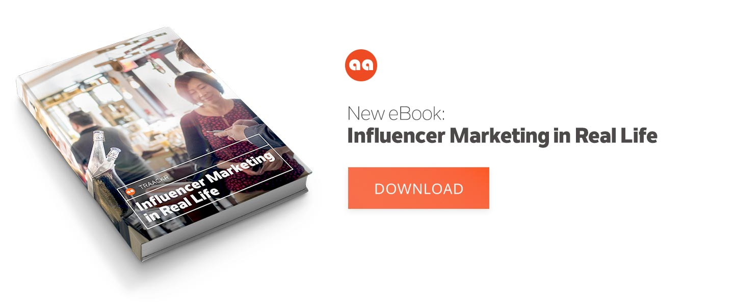 New eBook: Influencer Marketing in Real Life