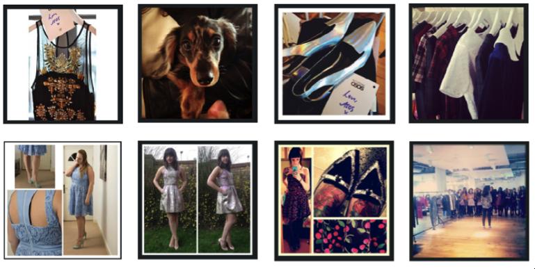 #AccessAllASOS Instagram Content