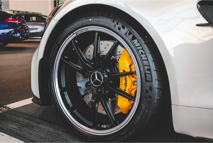 Michelin & Gran Turismo Sport