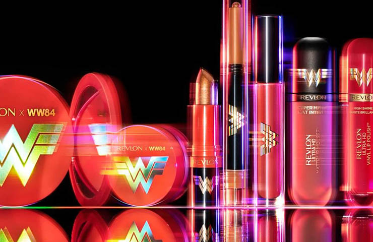 Revlon x Wonder Woman 1984