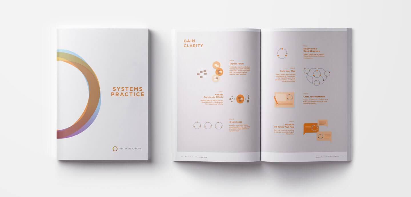 Daylight + The Omidyar Group : Visual Design & Design Strategy