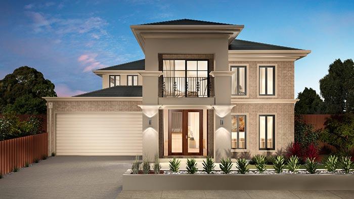 Affinity Range facade