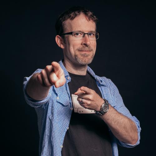 Headshot of Adam Hirsch, Engineering Manager