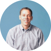 A headshot of Jim VandeHei, Axios' co-founder and CEO