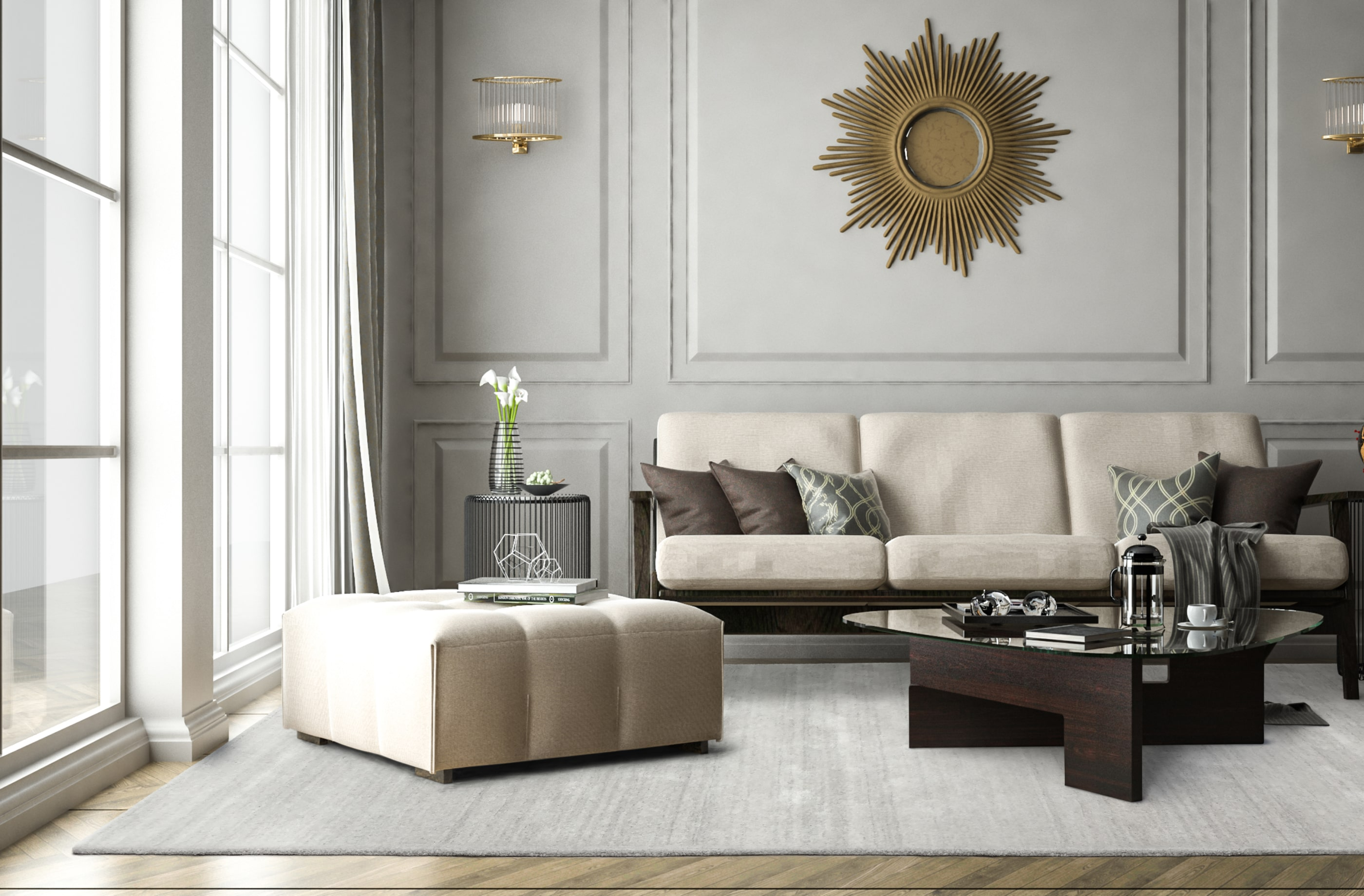 reference 3060-52-Neo Classique
