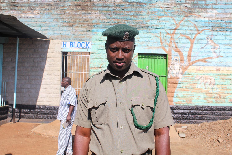 Justice Defenders Jimmy Prison Officer