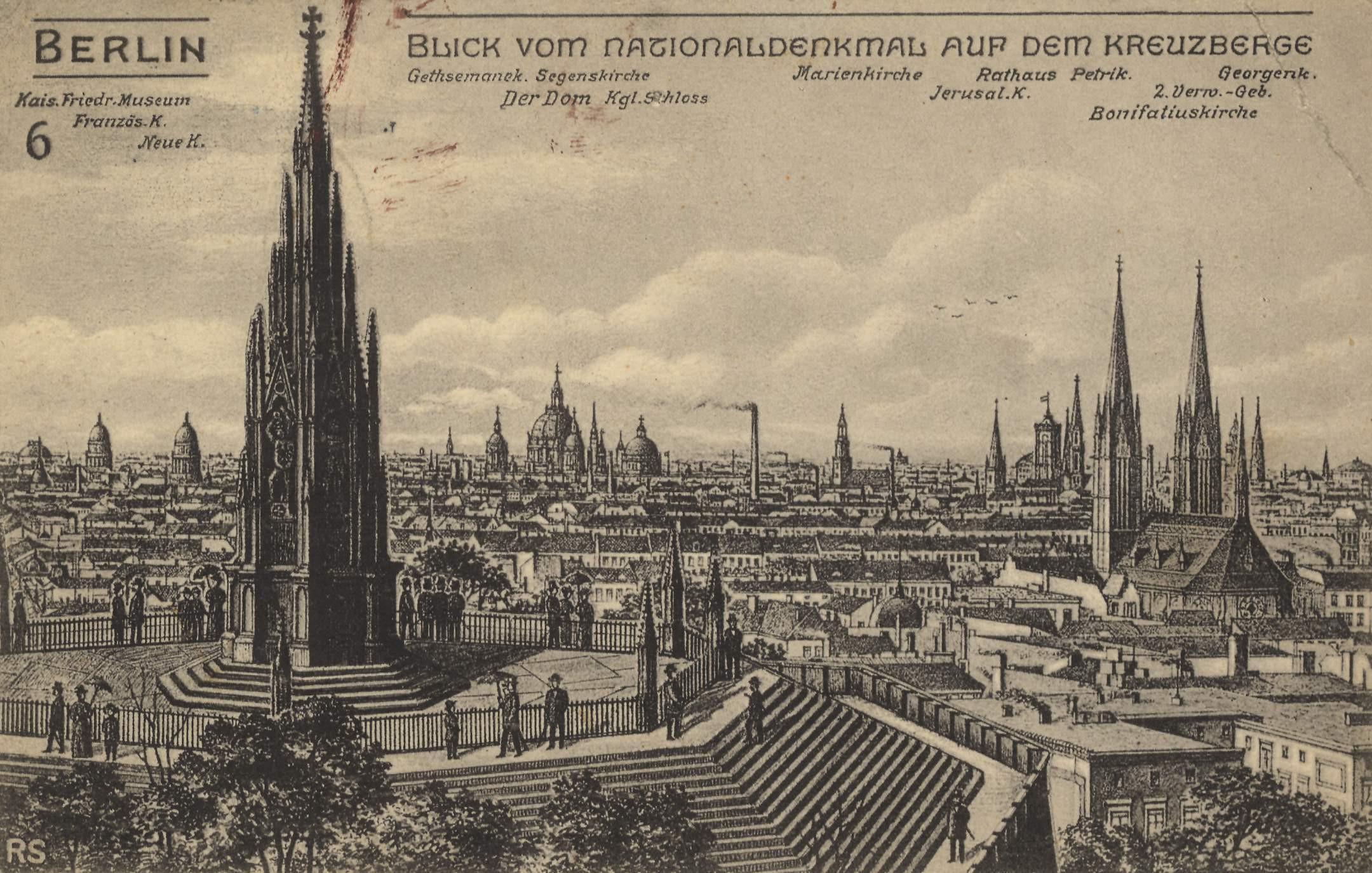 Kreuzberg History