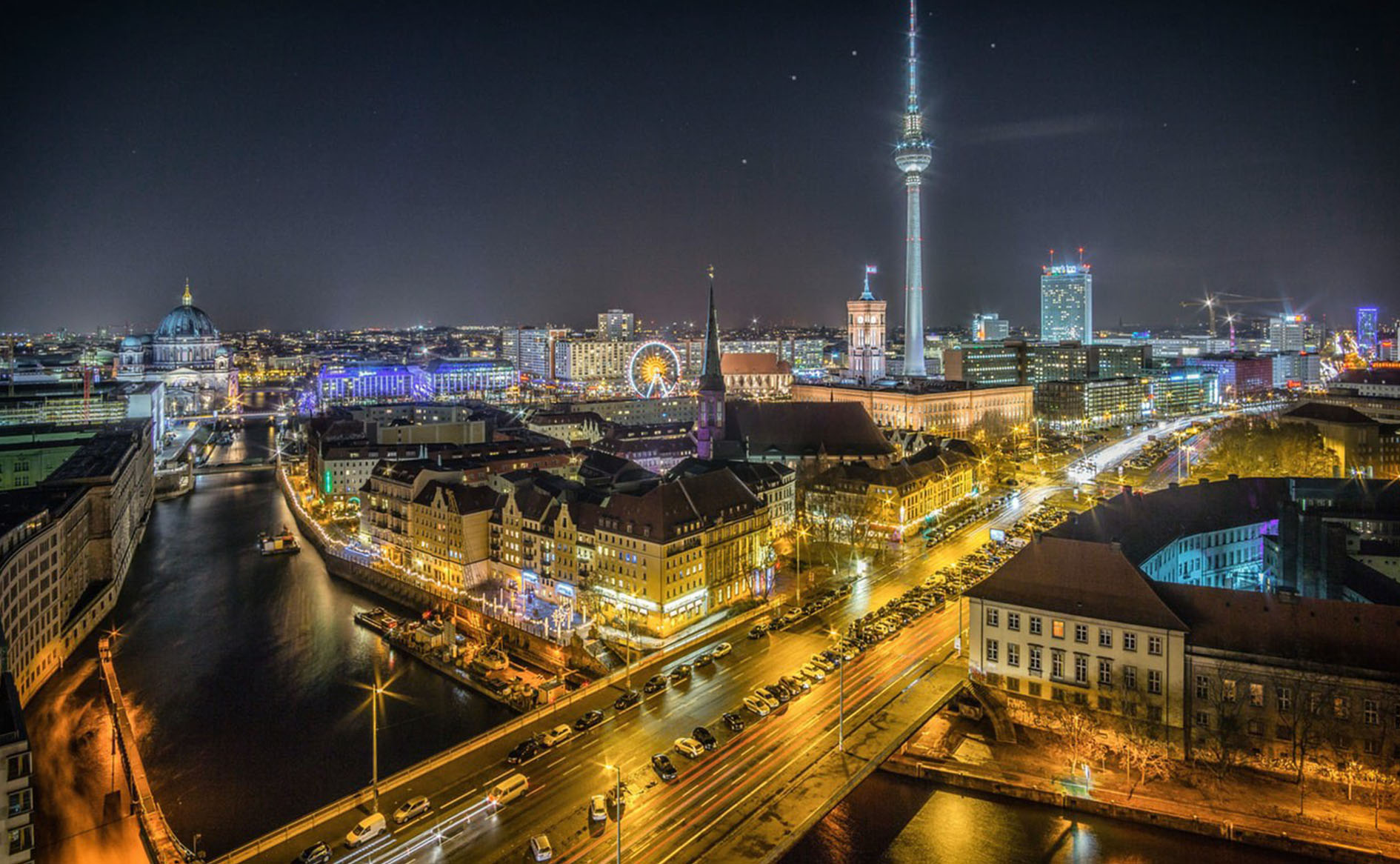 5 Reasons Tech Businesses Love Berlin