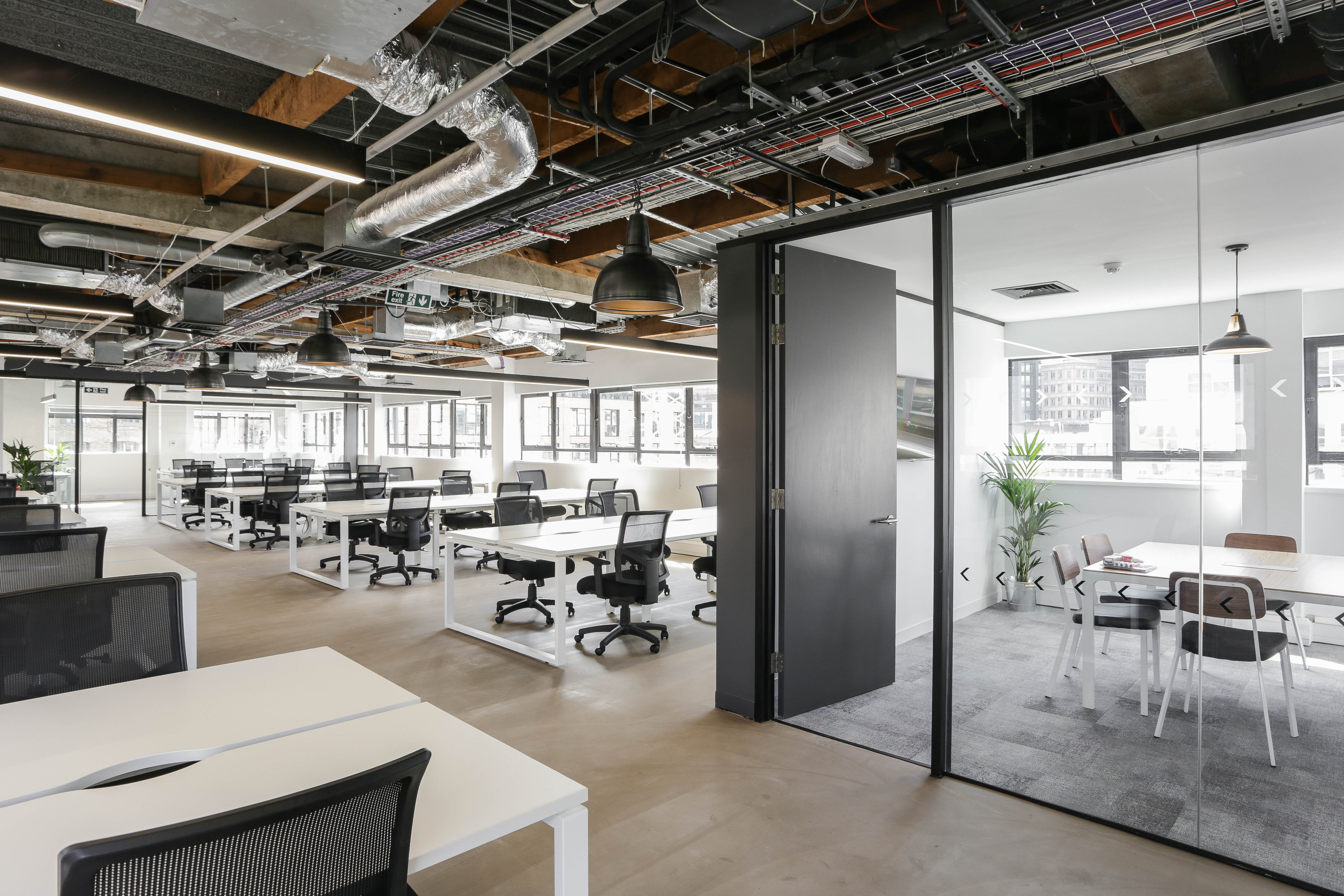 Shoreditch Private Office Plus 50 person workspace