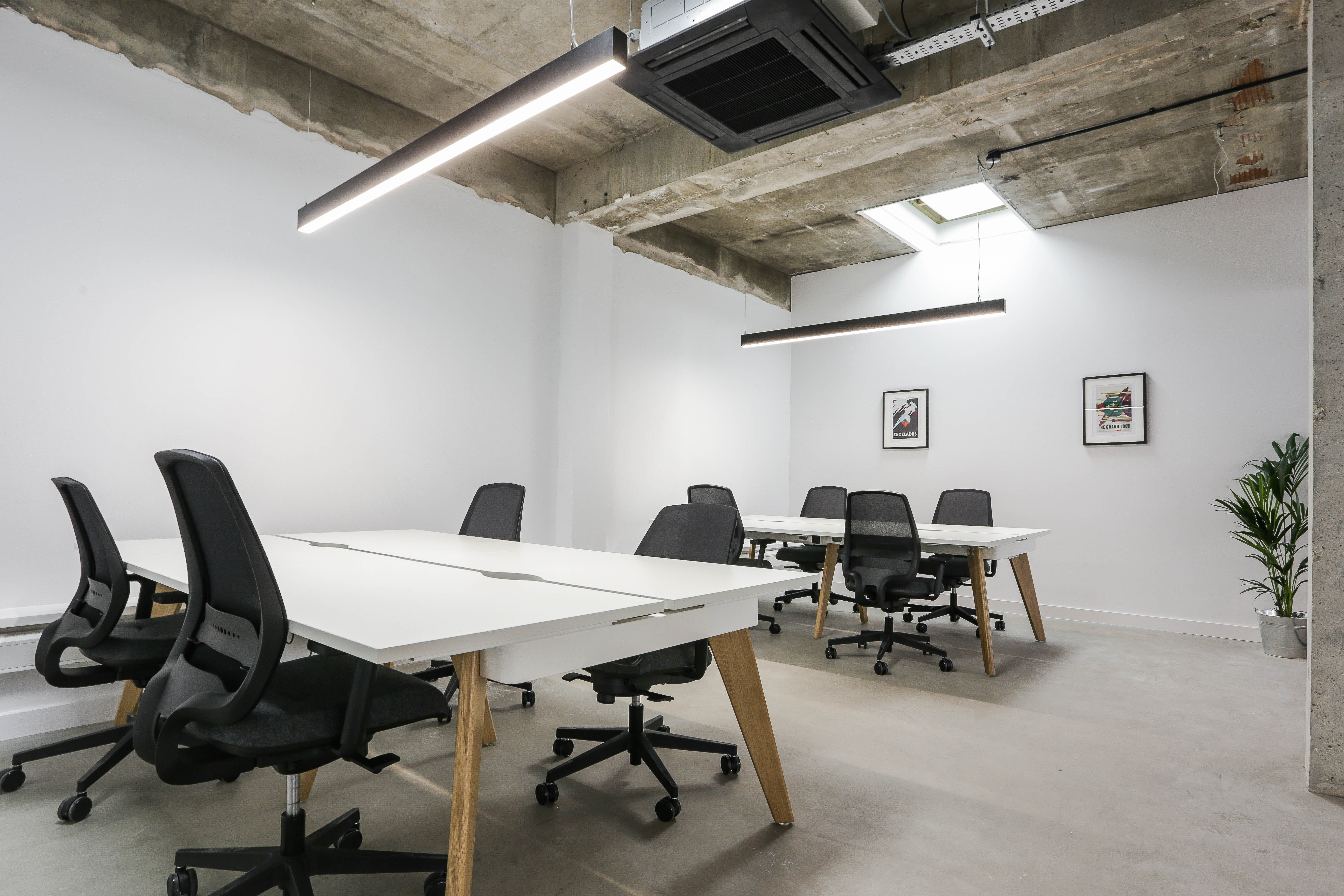 Shoreditch Private Office 8 person workspace