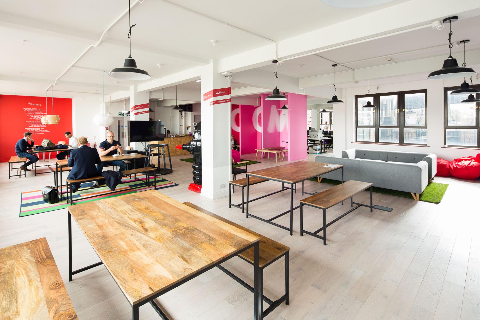 65 person workspace