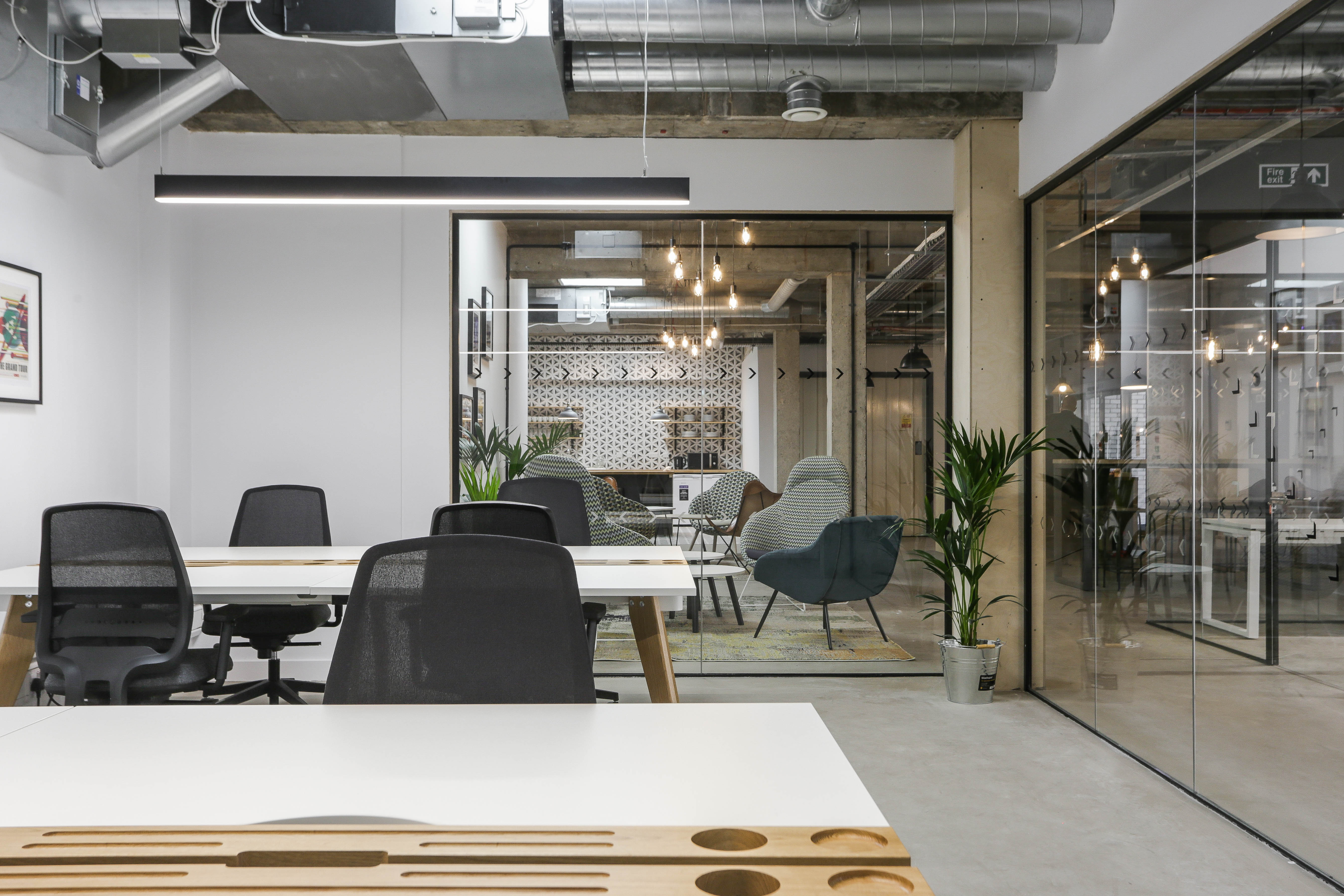 Shoreditch Private Office 10 person workspace