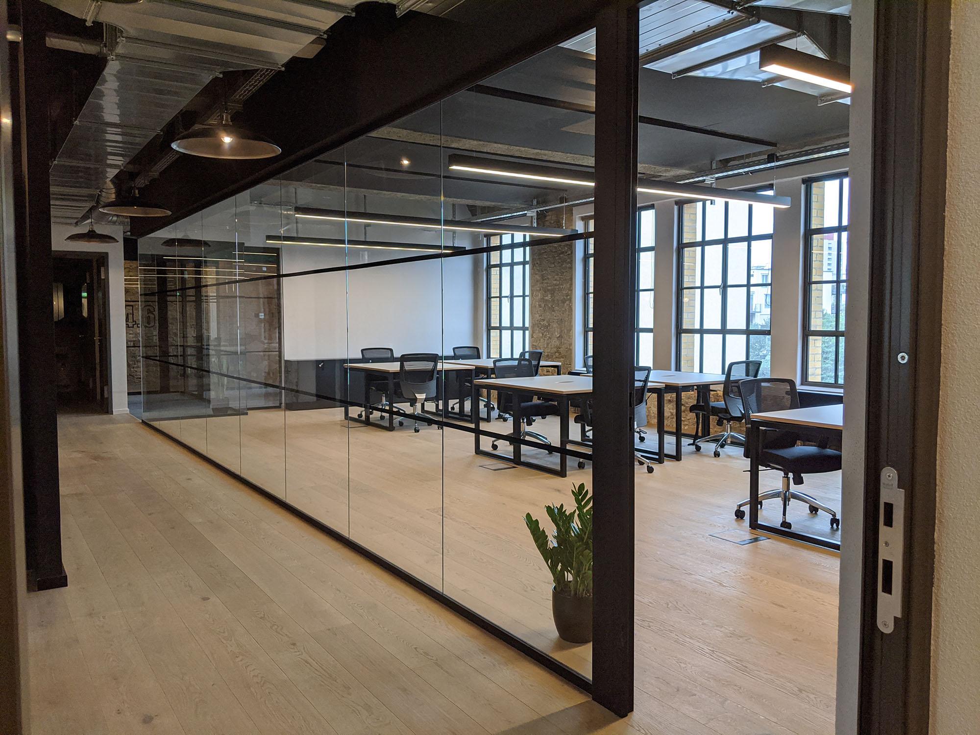20 person workspace