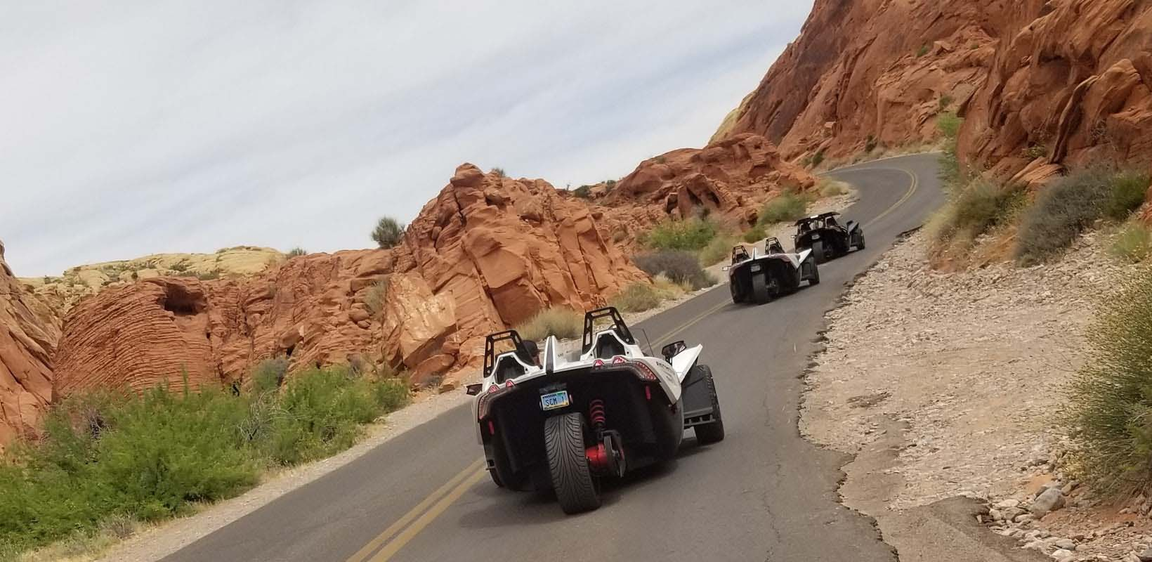 Valley of Fire Half Day Tour