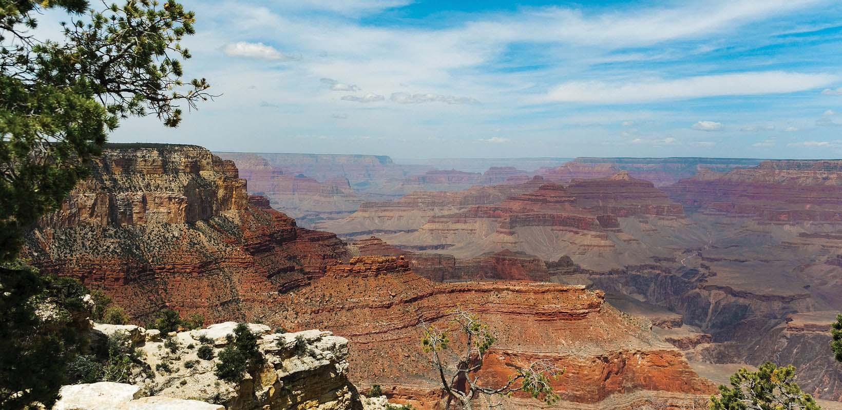 Signature sunset Grand Canyon Hummer Tour