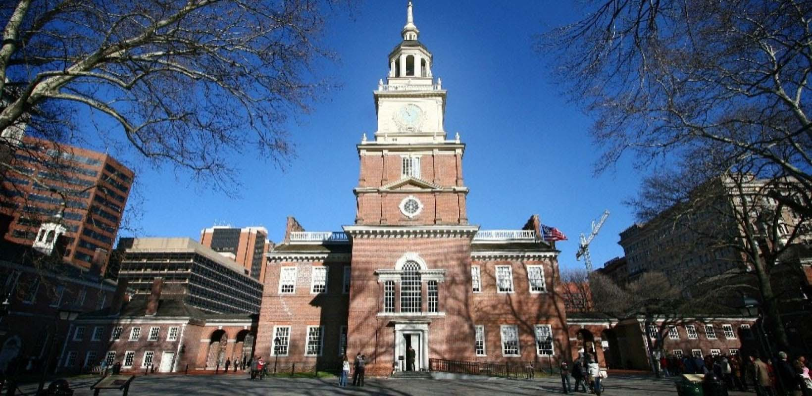 History in HD guided walking tour in Philadelphia