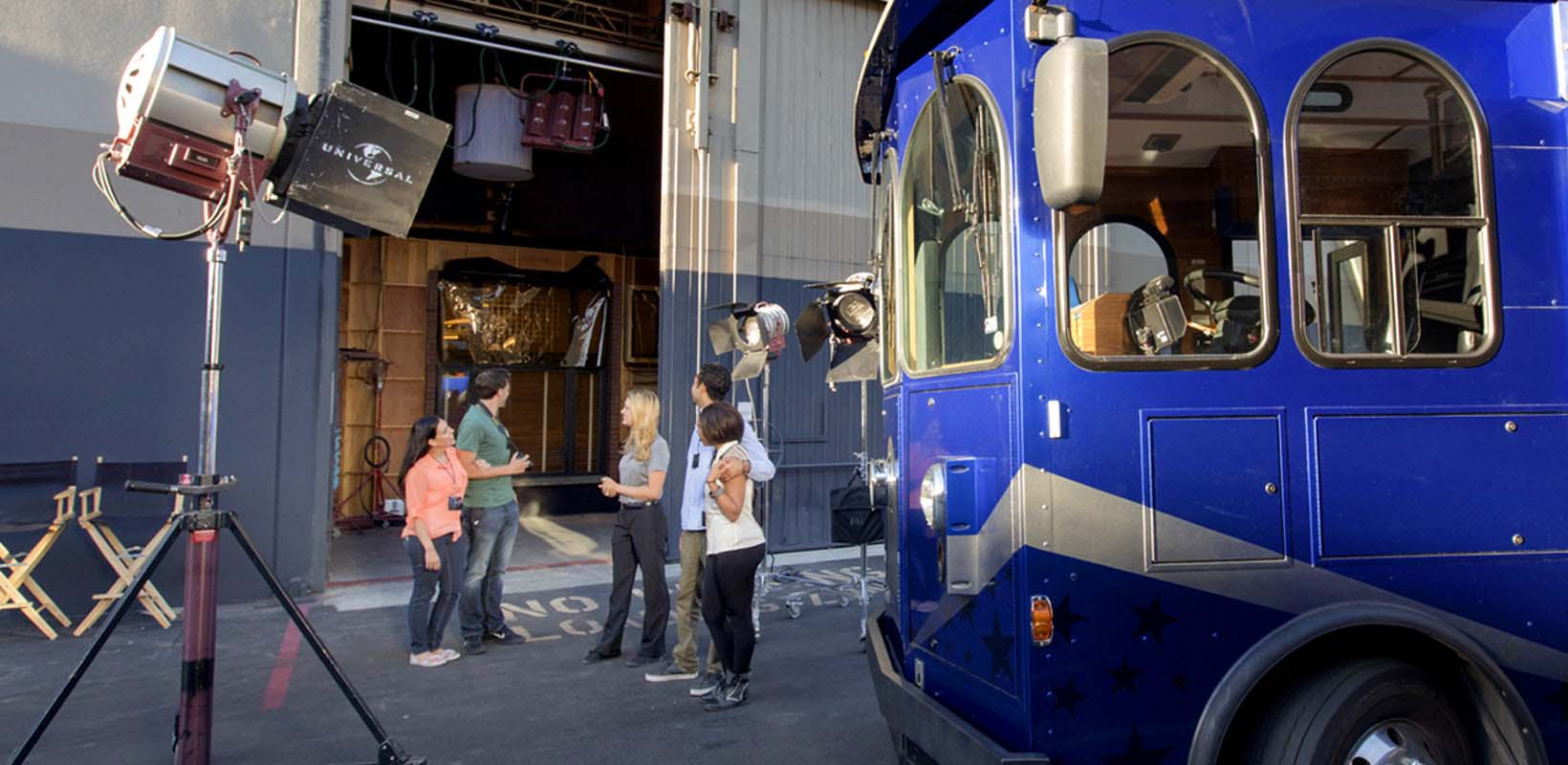 Universal Studios Hollywood VIP Experience