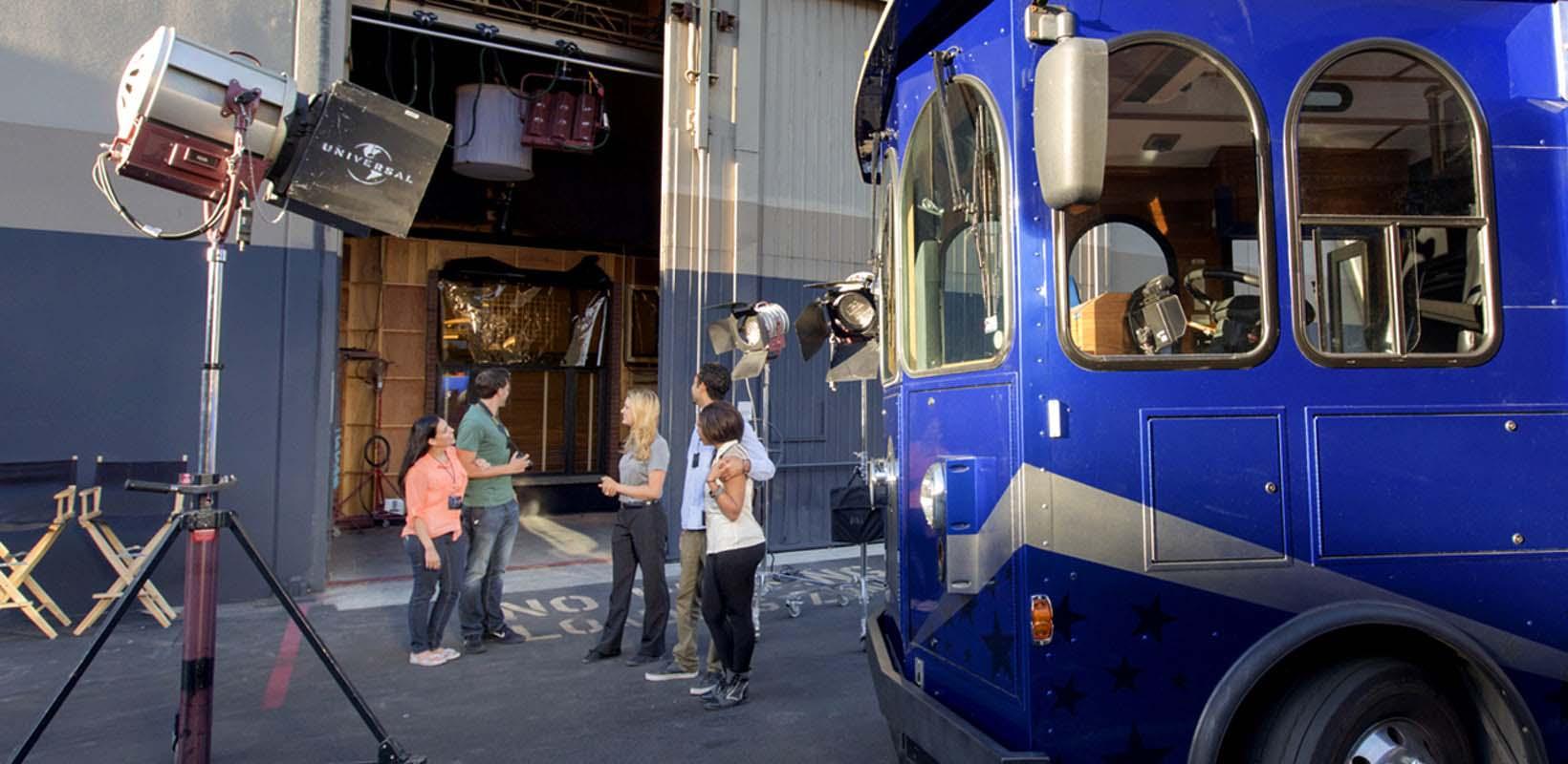 Universal Studios Hollywood VIP Experience