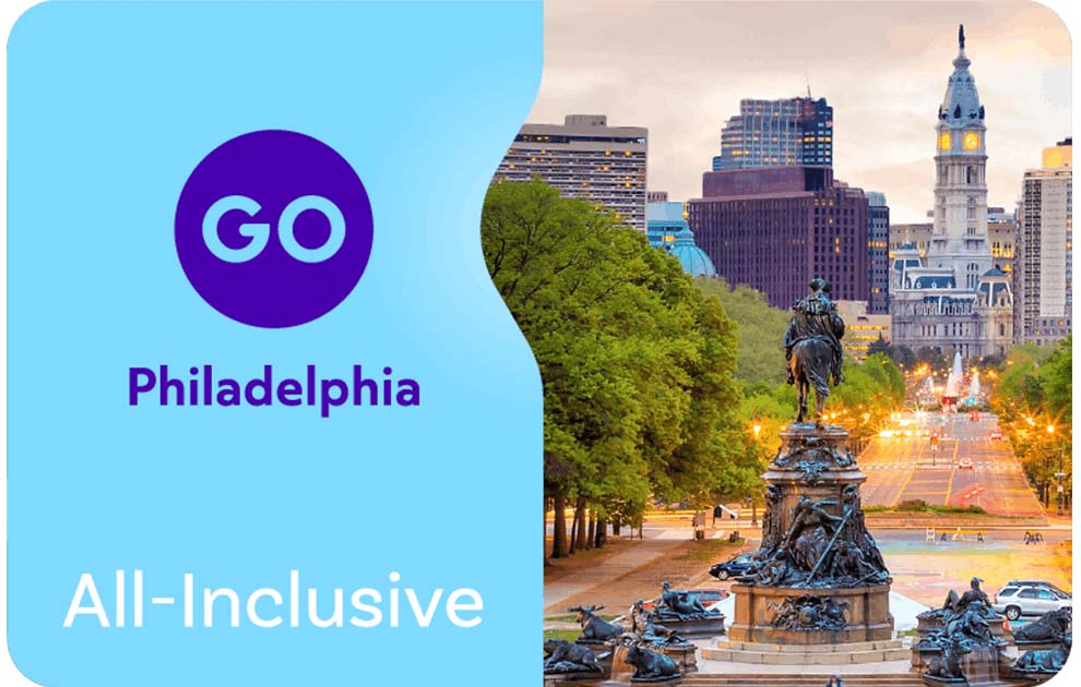 Go Philadelphia Card