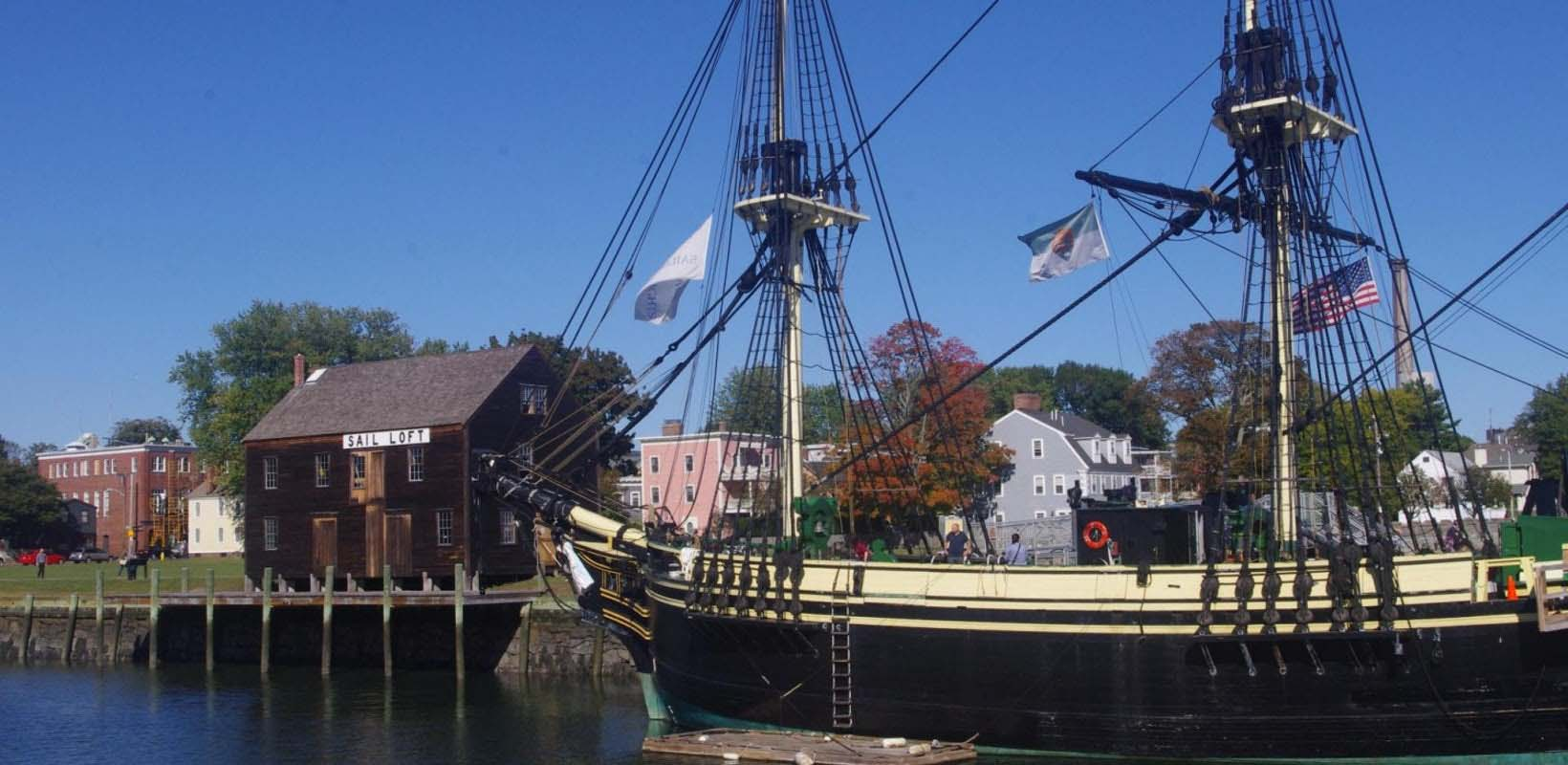 Salem Witch City and Marblehead tour