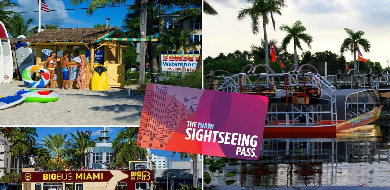 Miami Sightseeing FLEX Pass