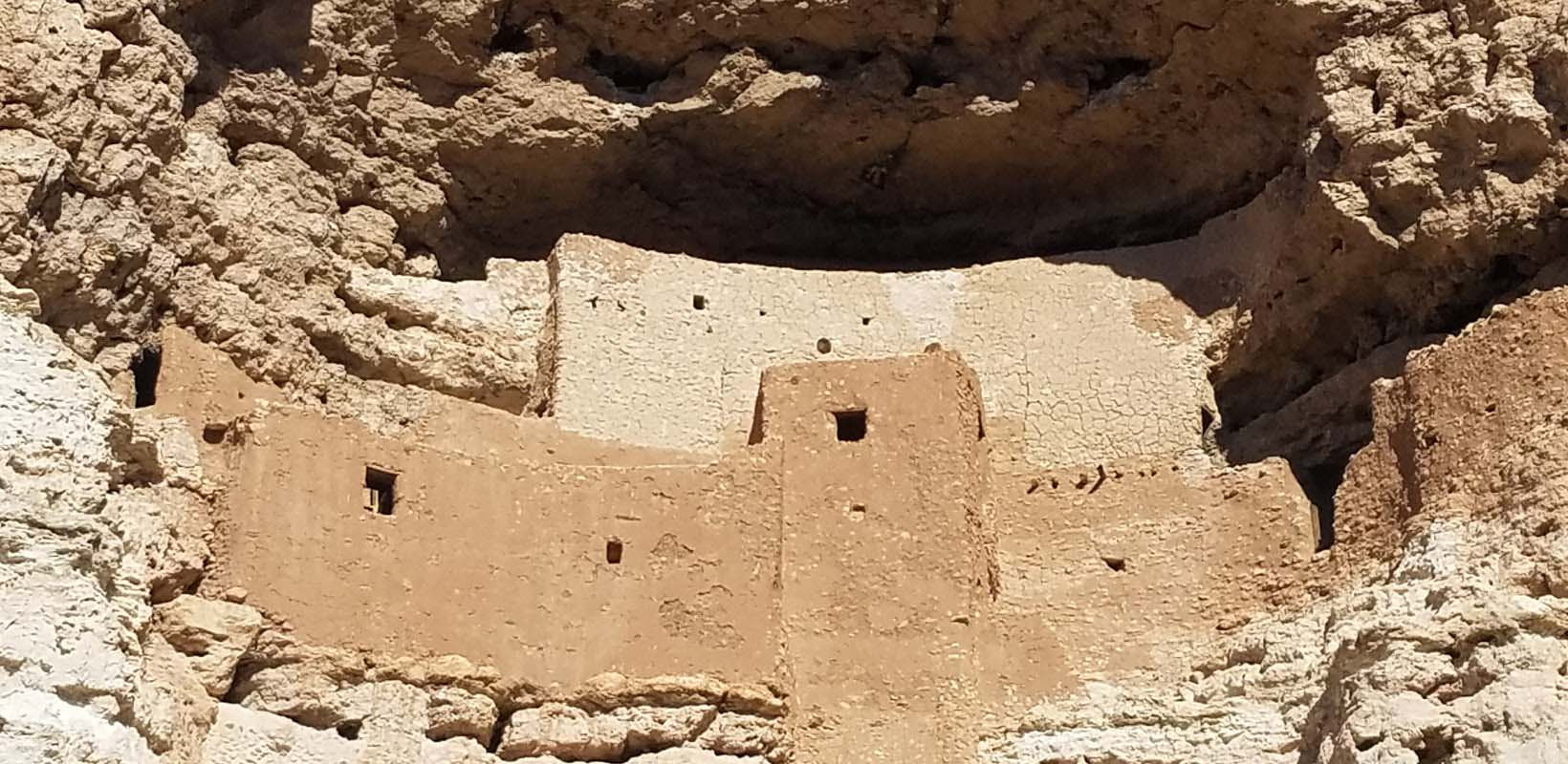 Montezuma Castle, Jerome and Sedona day tour