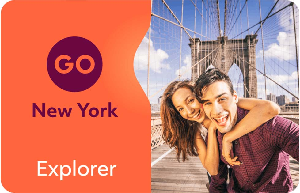 New York Explorer Pass and Guidebook