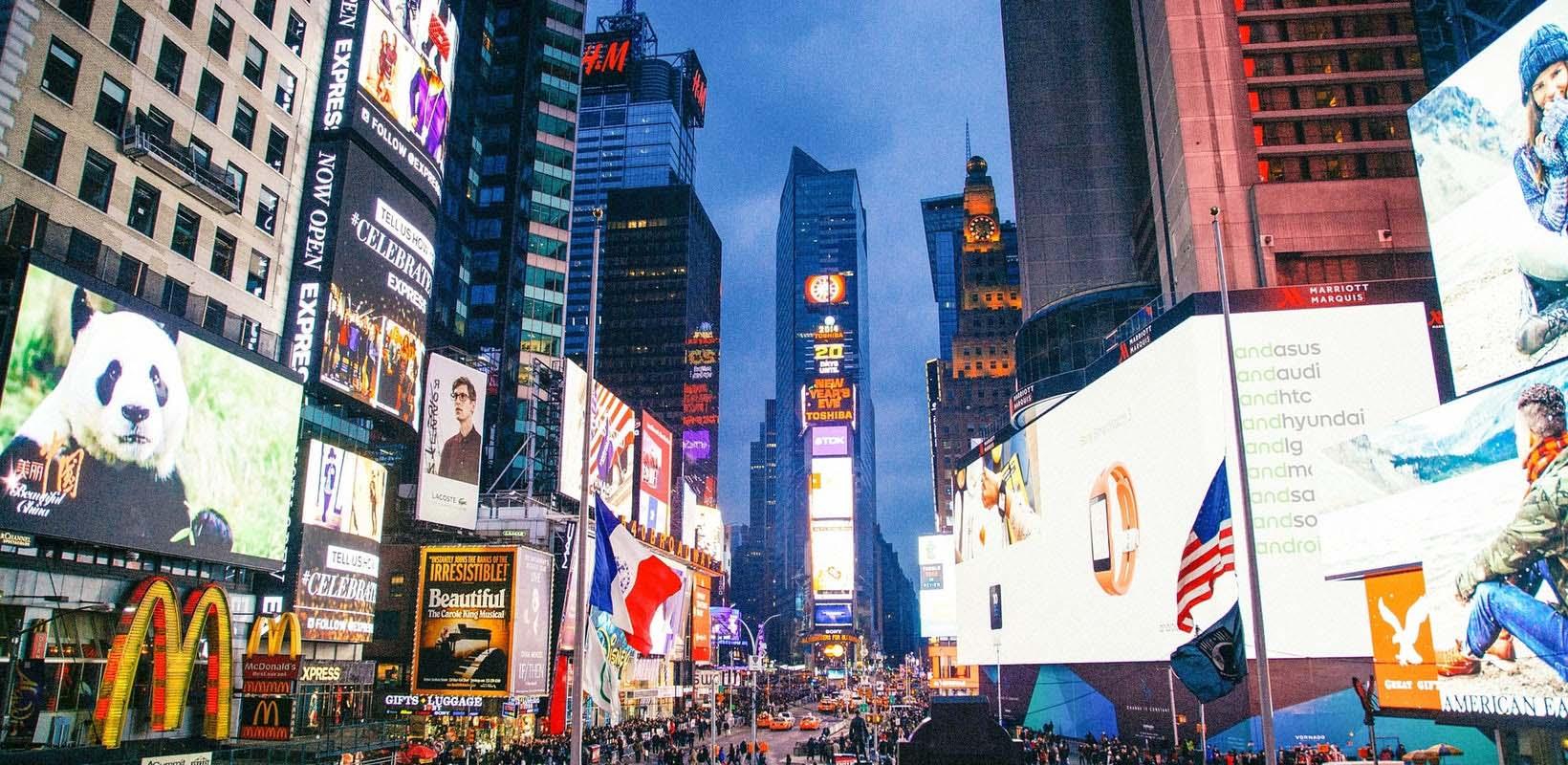 NYC Midtown walking tour